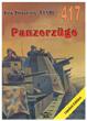 NO. 417 TANK POWER CLVIII PANZERZUGE