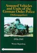 ARMORED VEHICLES AND UNITS OF THE GERMAN ORDER POLICE (ORDNUNGSPOLIZEI) 1936-1945