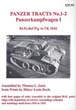 PANZER TRACTS 1-2 - PANZERKAMPFWAGEN I KL PZ BEF WG TO VK 18 01