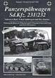 TANKOGRAD 4010 PANZERSPAHWAGEN SK.KFZ. 231/232 WEHRMACHT HEAVY 6-WHEELED AND 8-WHEELED ARMOURED CARS AND THEIR DERIVATIVES