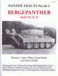 PANZER TRACTS 16-1 BERGEPANTHER AUSF. D,A,G