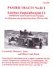 PANZER TRACTS 22-1 - LEICHTER ZUGKRAFTWAGEN 1 T (SDKFZ10) - AUSF A UND B AND VARIANTS DEVELOPMENT AND PRODUCTION FROM 1935 TO 1945