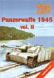 PANZERWAFFE GERMAN ARMOUR AND ARMOURED UNITS 1939-1945 VOL 1 THE EVOLUTION OF THE PANZERWAFFE TO THE ATTACK ON THE WEST 1940