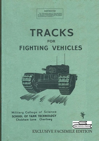 TRACKS FOR FIGHTING VEHICLES