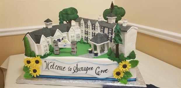 Sunapee Cake