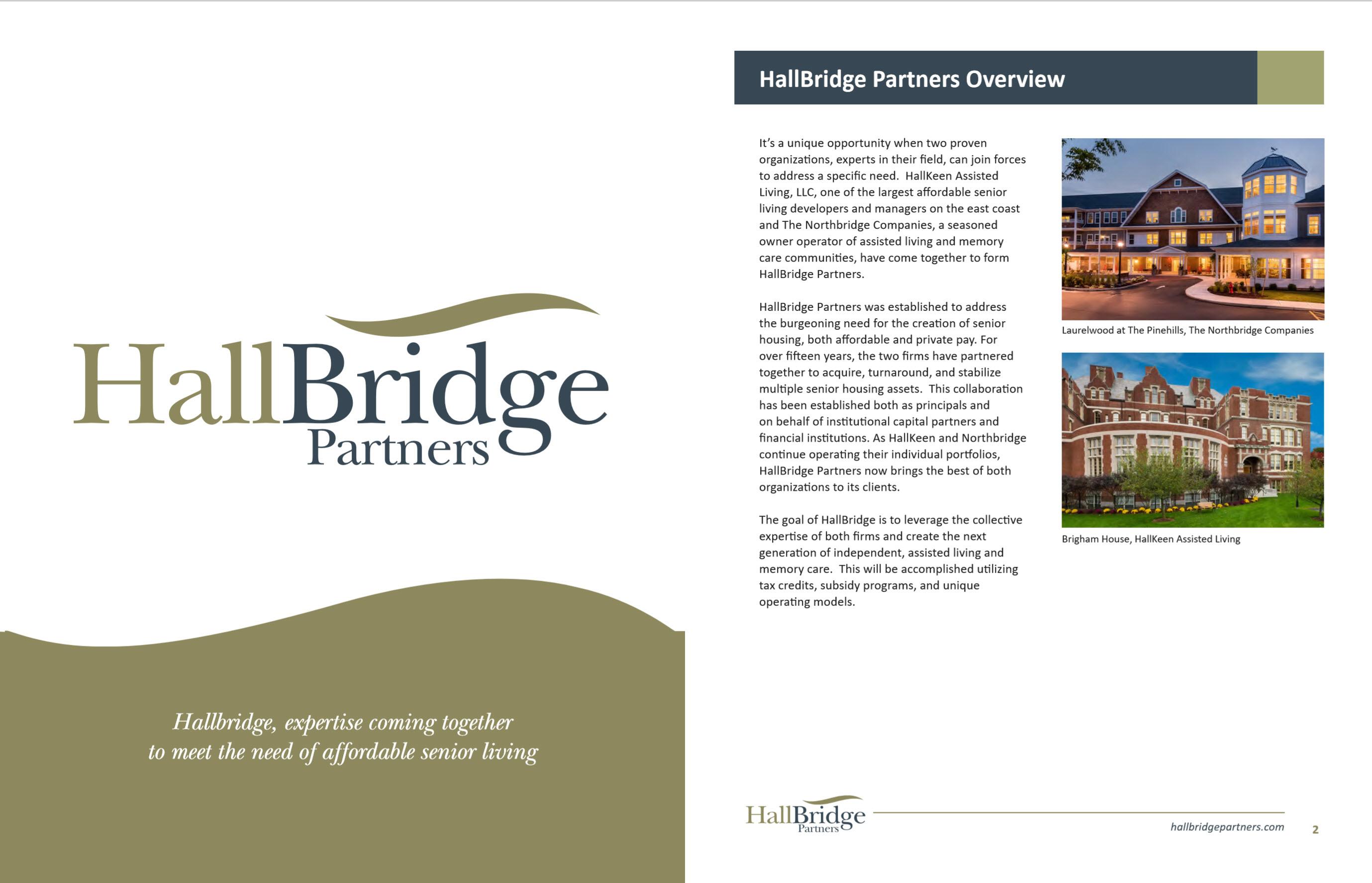 HallBridge Partners Overview
