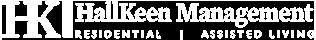 HallKeen Footer Logo