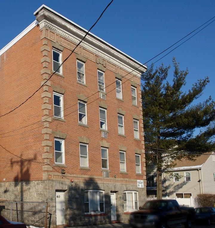 40 Liberty Street Apartments