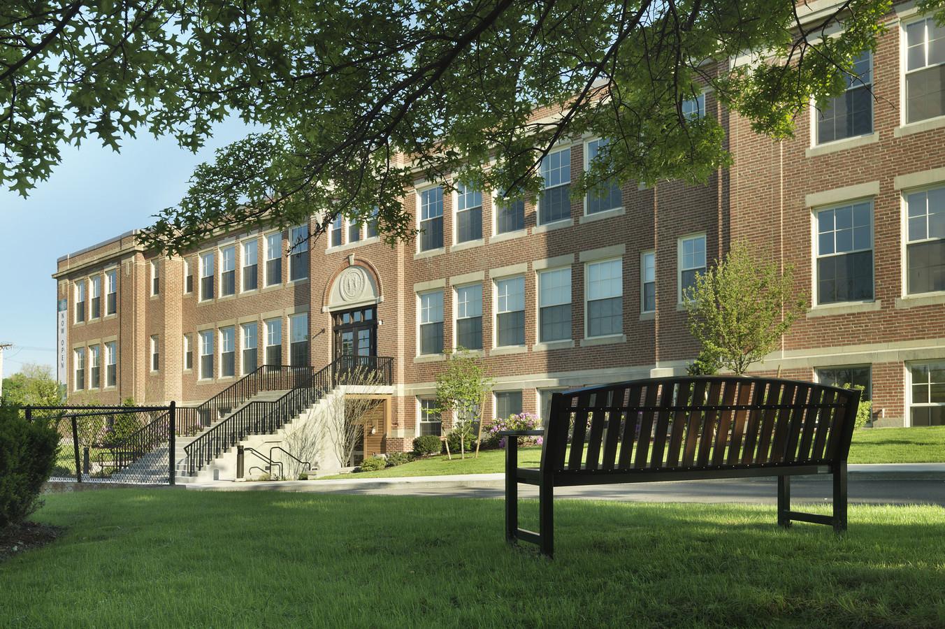 Apartments at Coolidge School