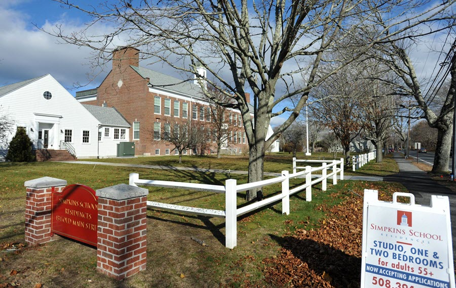 Simpkins School Residences