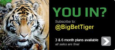 Memberships - @tigersbigbets - Basic Package