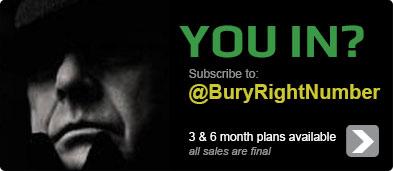 Memberships - @buryrightnumber - Basic Package