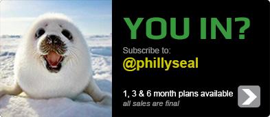 Memberships - @phillyseal - Basic Package