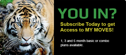 Membership - @tigersbigbets - Combo Package
