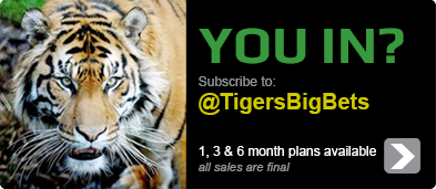 Memberships - @tigersbigbets - Combo Package