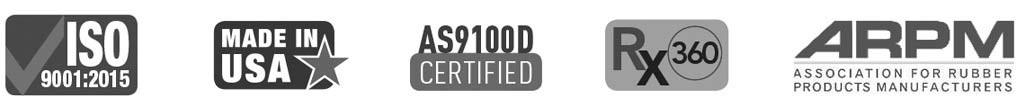 Bellofram Diaphragm Certifications