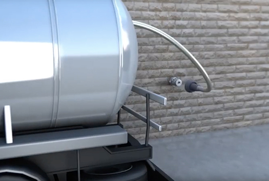 Frontline's Integrated Anti-Theft Valve Thwarts Would-Be Grease Bandits Easily and Effectively