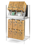 Frontline Introduces Redesigned, Smaller-Footprint  Box System for Dispensing Standard Packaged Oil