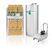 Frontline's Smart Oil Management® Products Help Customers Incorporate Sustainability
