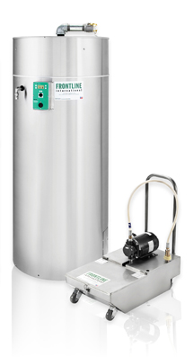 Frontline International Presents Smart Oil Management Solutions at International Hotel Expo in Macau