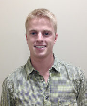 Frontline Names Max Palazzo new Product Design Engineer