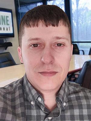 Michael Sues named Frontline International customer service representative