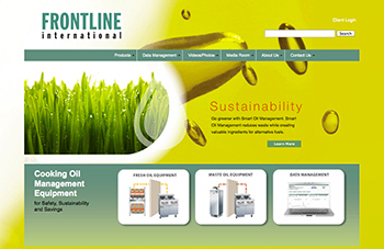 Frontline International Launches All-New Website for Smart Oil Management® in Foodservice Operations