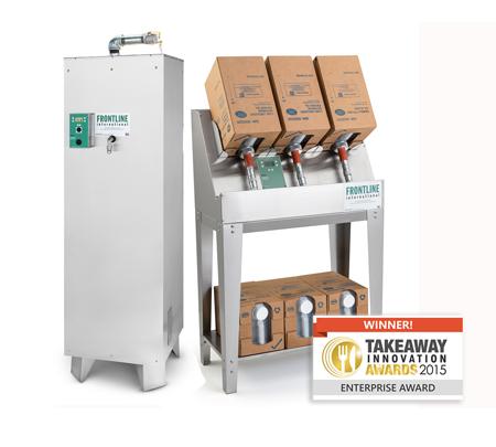 Frontline Wins Takeaway Innovation Award 2015