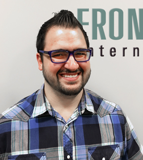 Frontline Hires New Production Team Leader