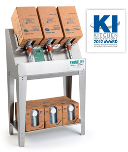 Manage Your Fresh Cooking Oil Supply With Frontline's New Box System for Packaged Oil