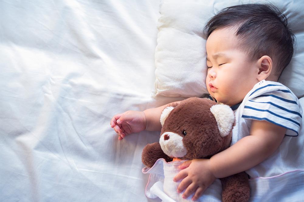 Teaching Your Baby to Put Himself to Sleep