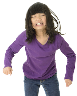 8 Year Old Tantrums - is this normal?