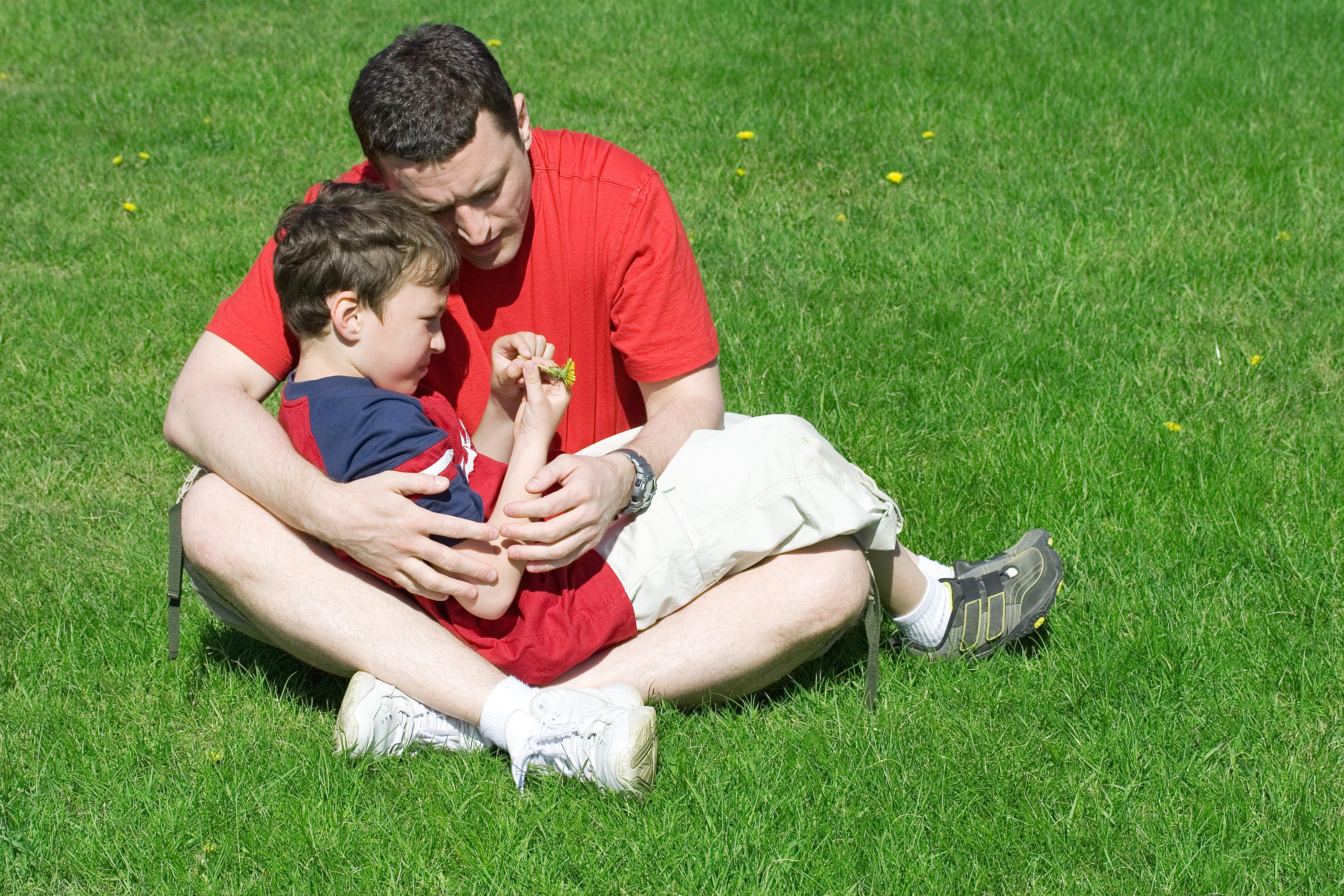 Is preschooler's odd behavior a sign of OCD?