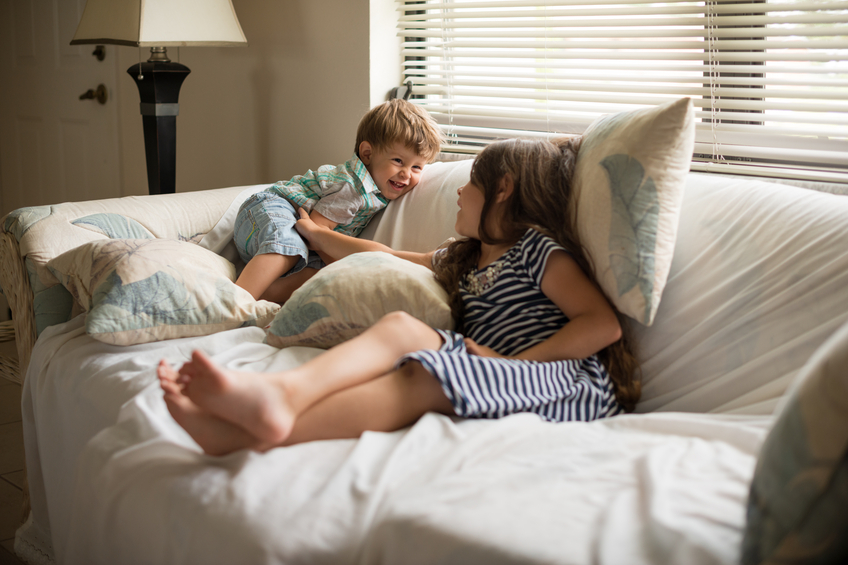 Building an evening routine for kids of different ages