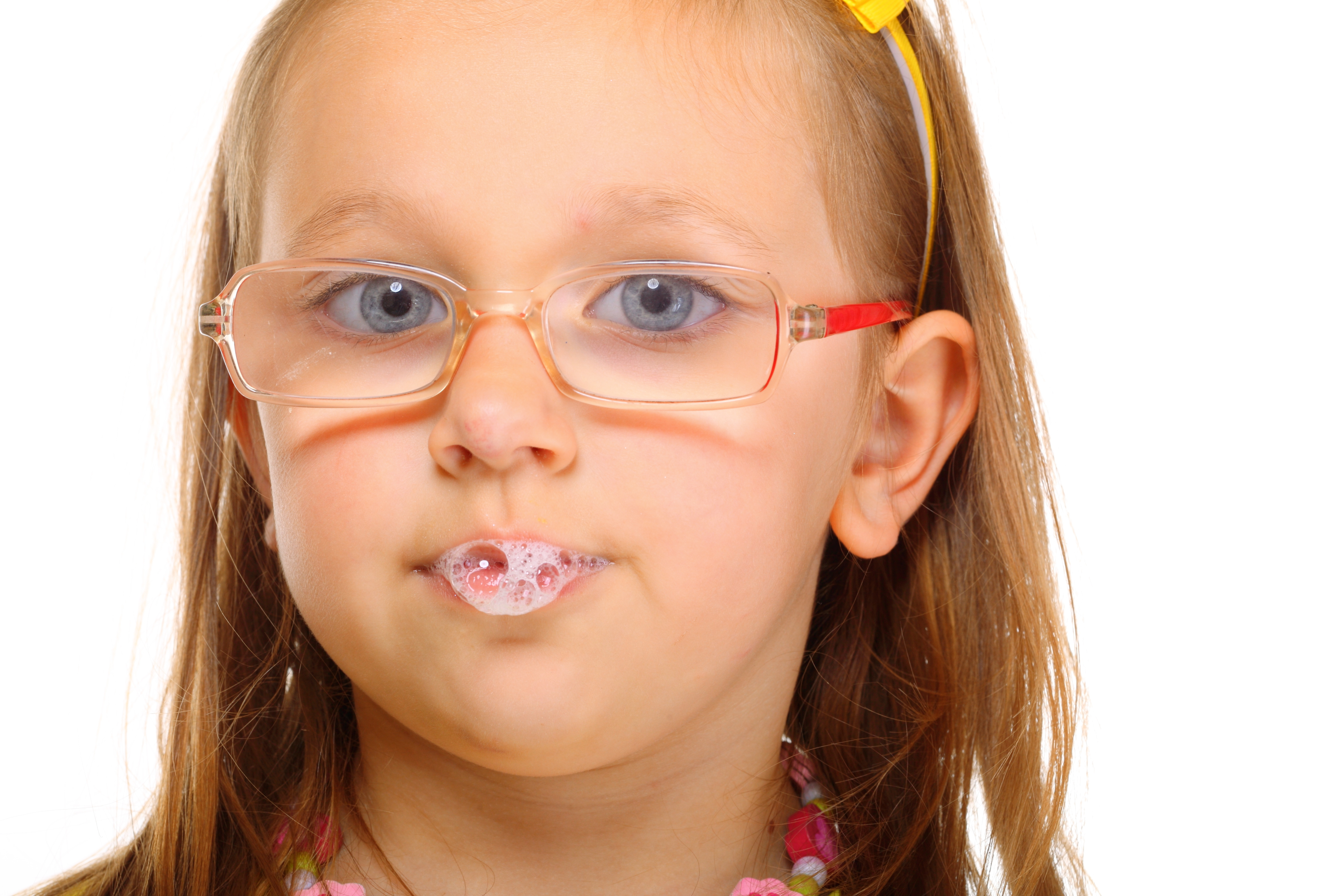 Anxious Child Spits Compulsively - Normal or OCD?