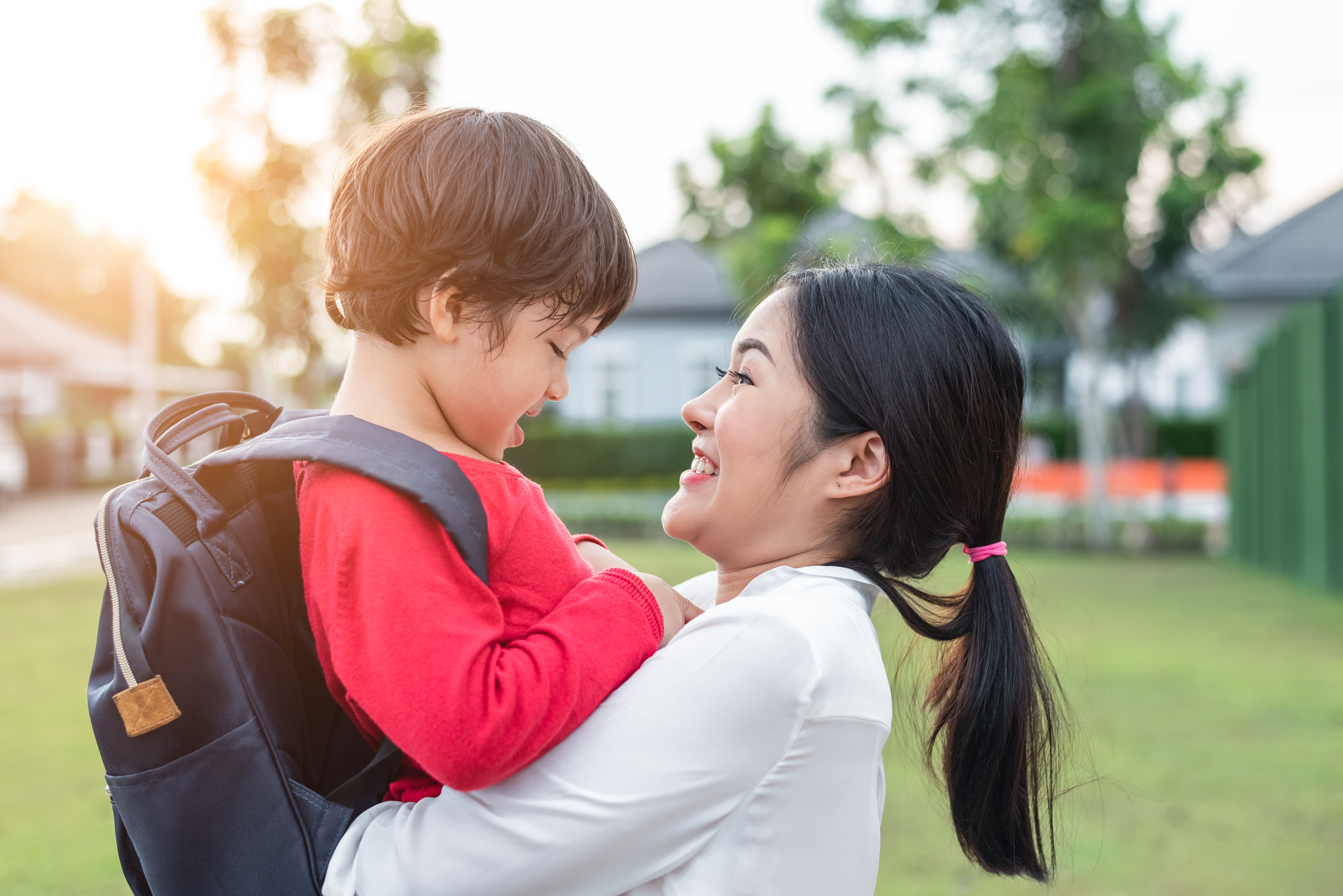 Helping Your Child Cope with Your Divorce