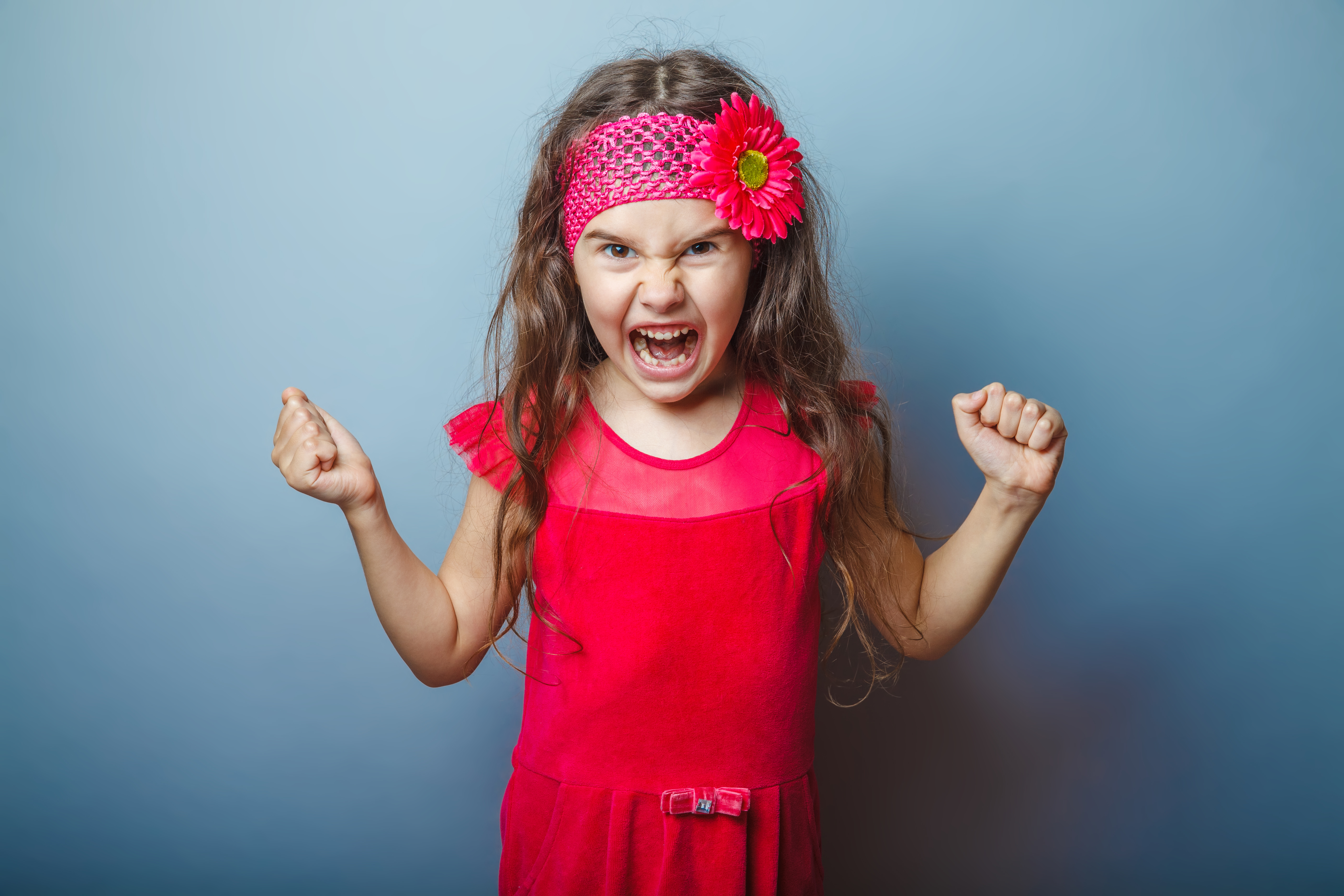 When Your Child Gets Angry: The Cheat Sheet