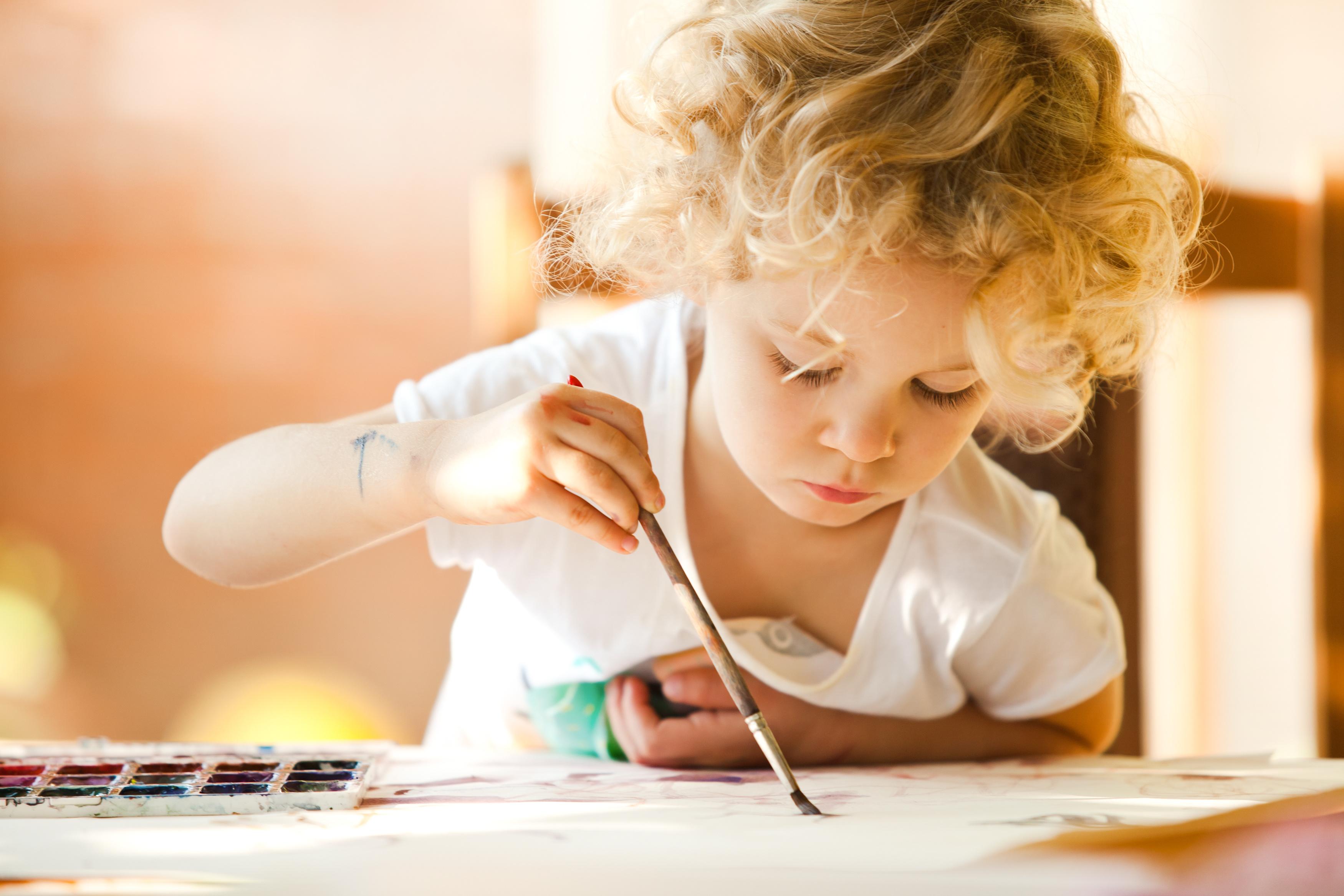 Secrets to Raise a Creative Child