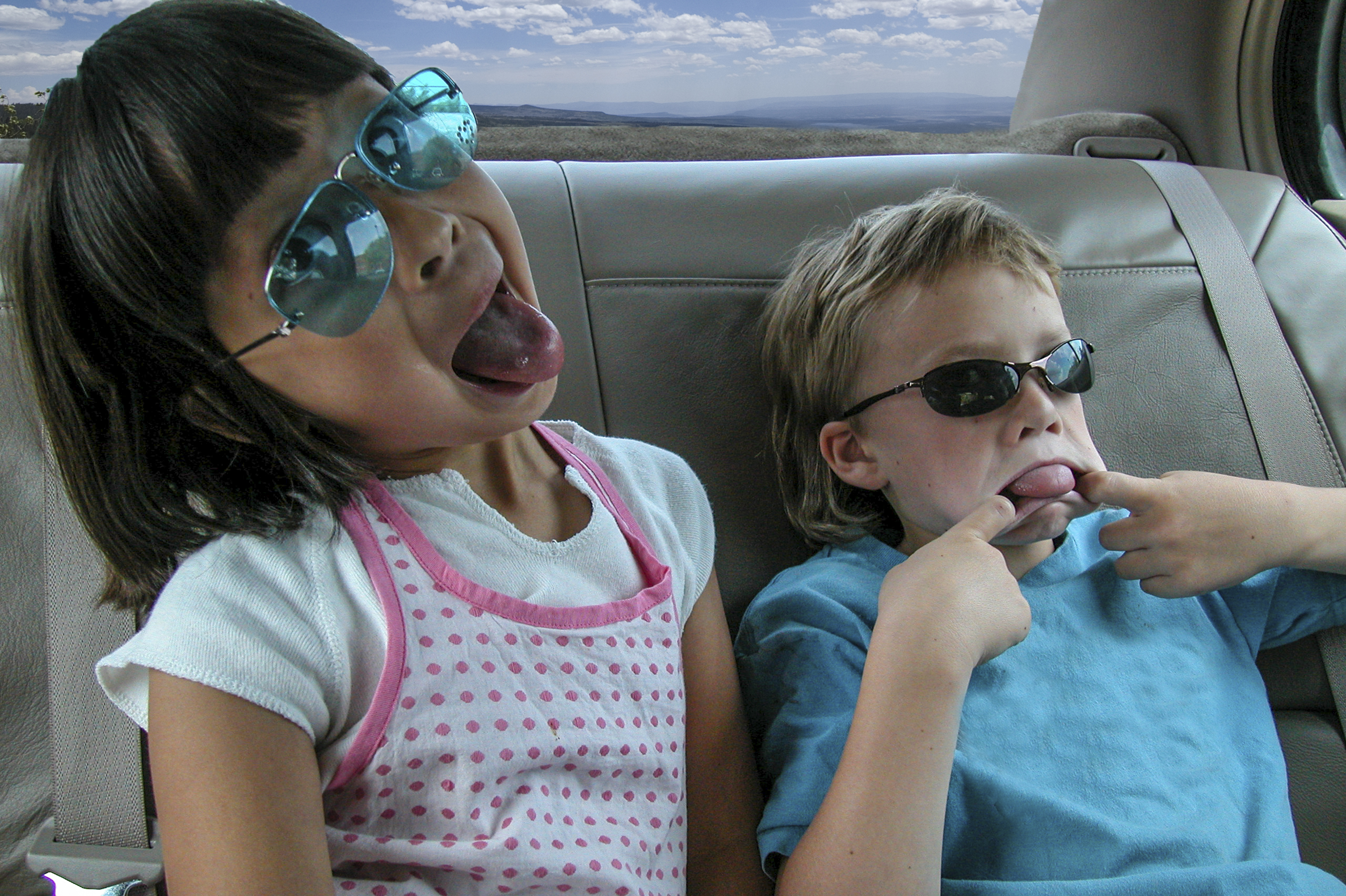 Bickering in the Backseat: How to Cope on the Way to School