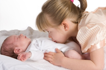 Help Your Older Child Adjust to the New Baby