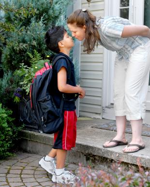 Twelve Tips to Help Your Child Adjust to School