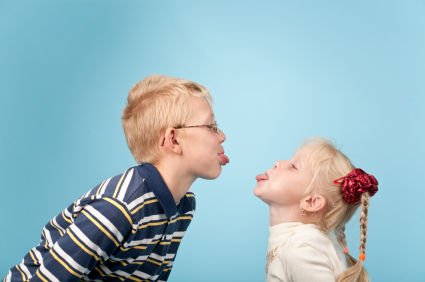 How To Intervene In a Sibling Fight