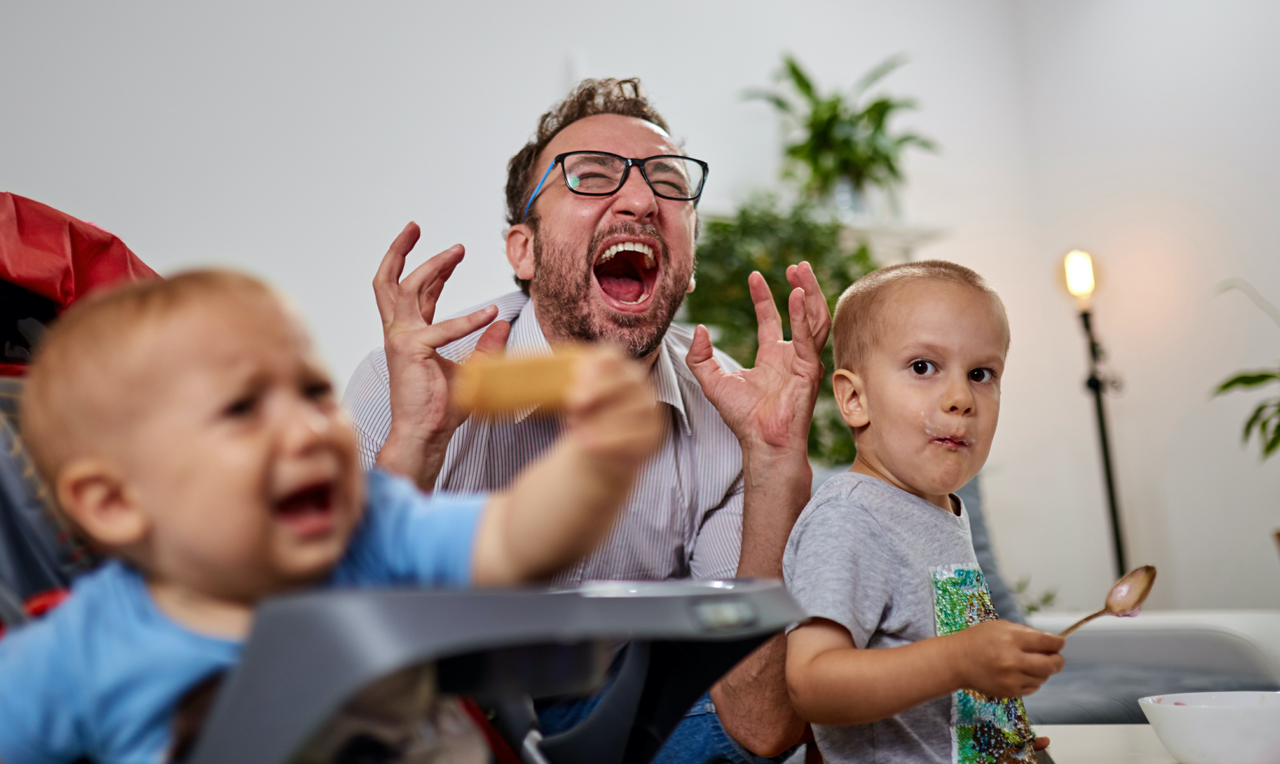 How to Handle Your Anger at Your Child