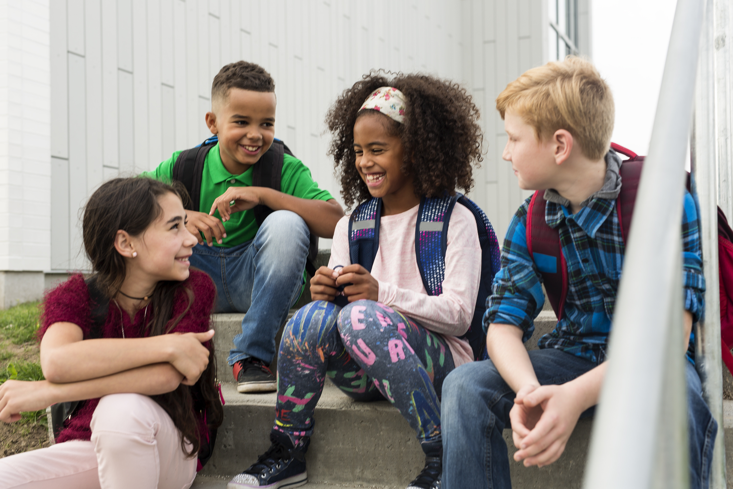Helping Your Child Adjust to Middle School