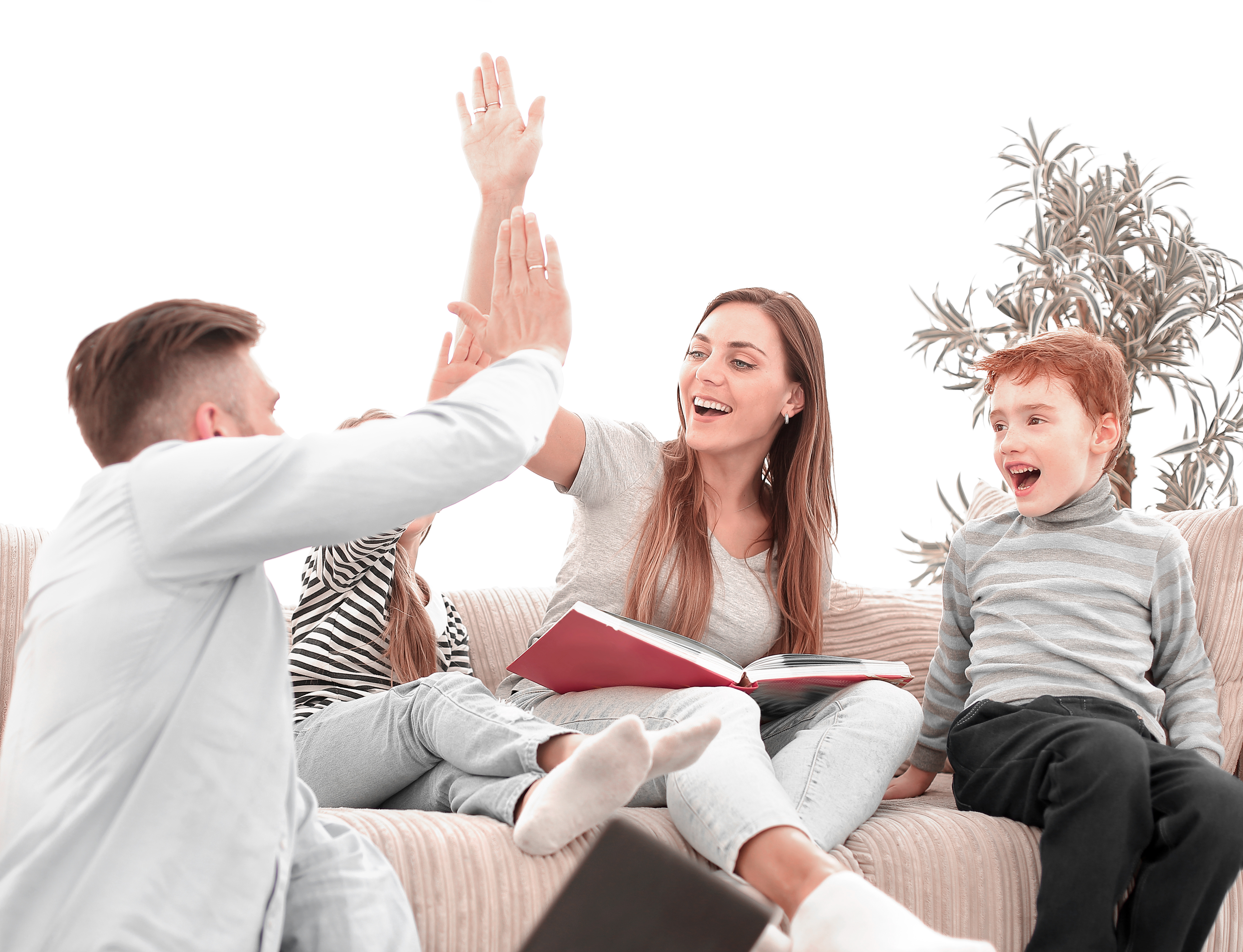 How To Make a Fight With Your Partner Into a Positive Learning Experience for Your Child