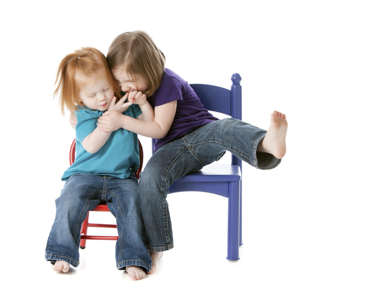 Teaching Kids To Share