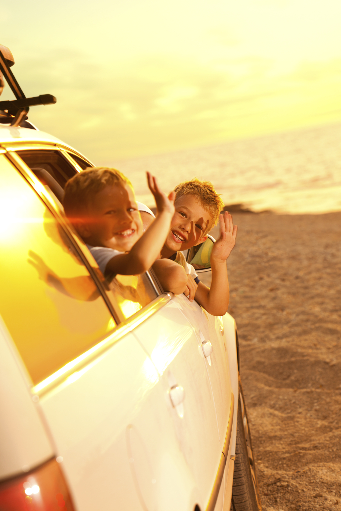 Family Vacation Survival Guide