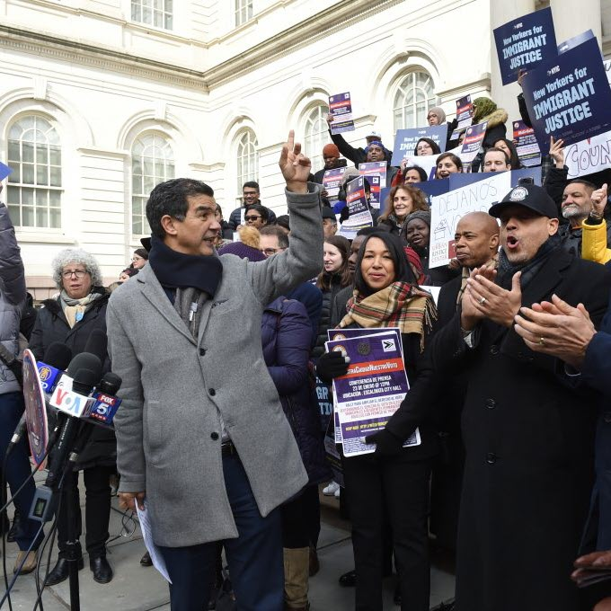 These people deserve to be heard': NYC Council makes effort to allow immigrants to vote