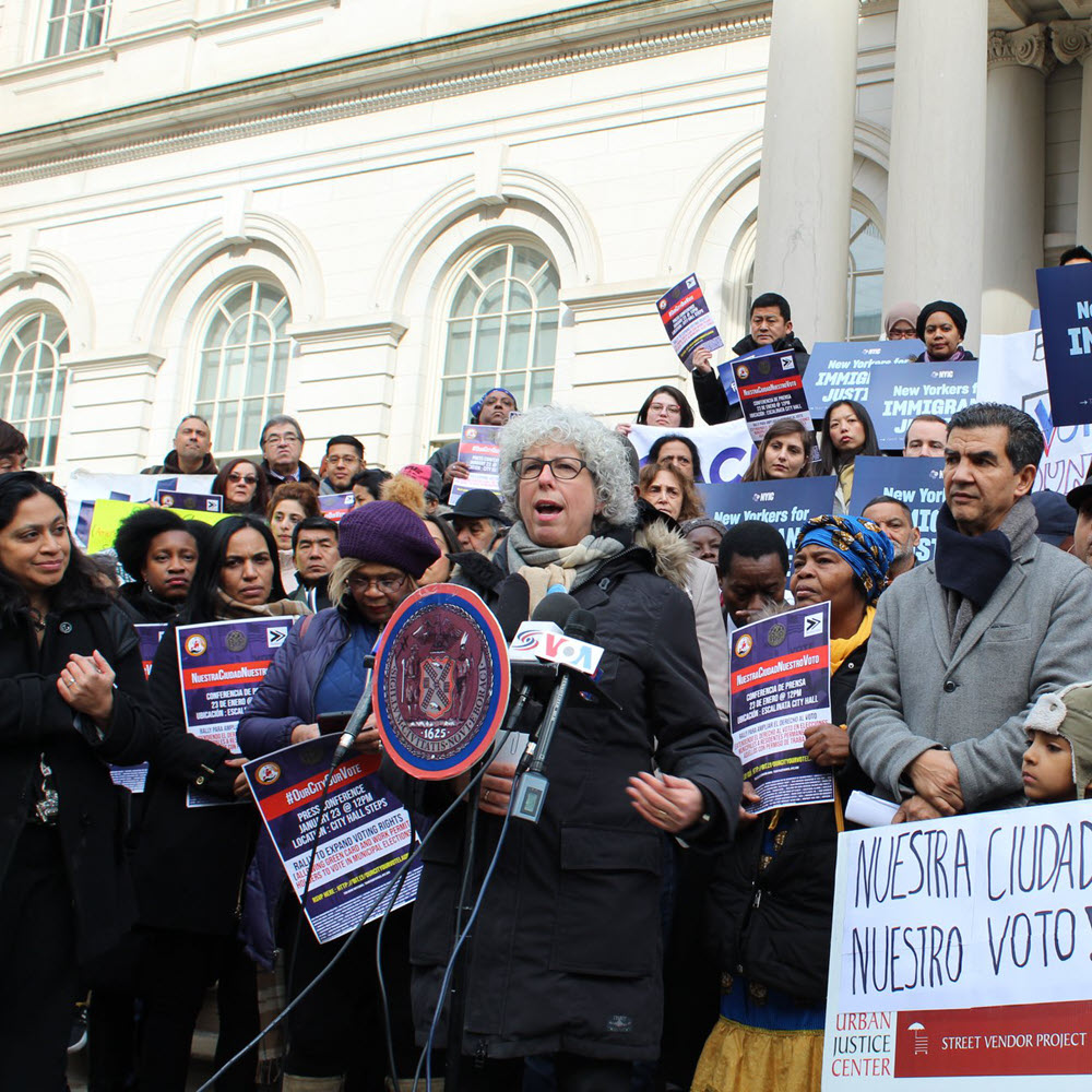 New legislation would allow immigrants to vote in municipal elections in NYC