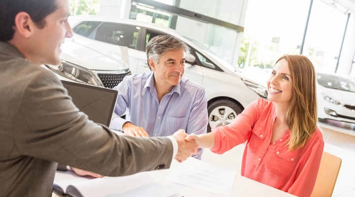 Looking for a New Vehicle Doesn't Need to be Stressful